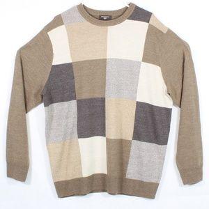 Dockers Men's XLT Dress Sweater Crew Neck